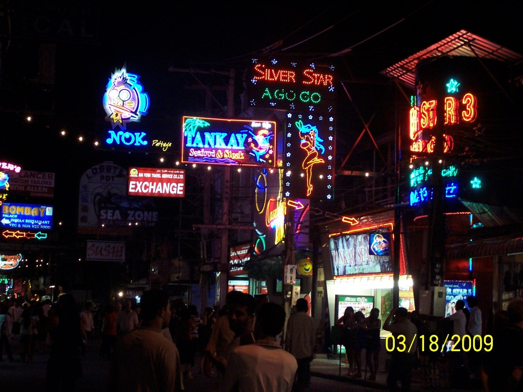 город Паттайя, курорты Тайланда, фото Тайлоанда