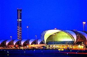 Аэропорт Бангкока Суварнабхуми 1