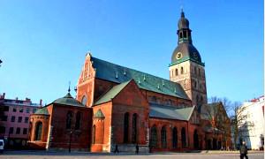 достопримечательность Старой Риги- Домский собор!