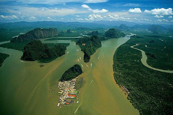 тайланд советы, какое море в тайланд,  тайланд чистое море,самые красивые места в тайланде