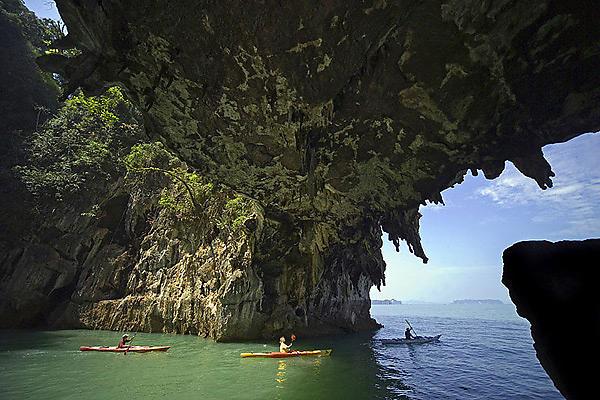 тайланд море, какое море в тайланд,  тайланд чистое море