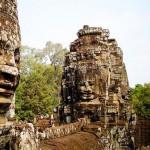 Храмовый комплекс Ангкор Ват в Камбодже Часть 2