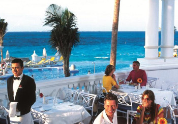 Ресторан в Канкуне