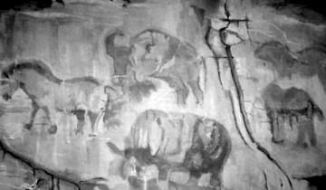 Капова пещера на карте, республика, занимают, способствует, Южного, стороны, Шульган-Таш, пределами, городище, далеко, Башкортостана, город салават, комплекса, известность  рисунками