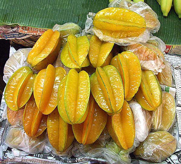Фрукты Тайланда, Дуриан, Мангостин, Рамбутан