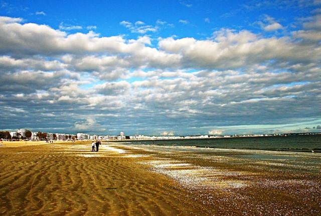 Города Франции, известные на весь мир,Ла Боль пляж, Ла Боль фото