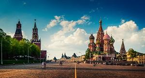 Москва. Красная площадь фото