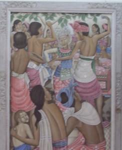 Убуд, музей Нека,музей, году, Бали, острова, музея, художников, вклад, источником, местных, стал, время, очень, достопримечательность, Убуде, истории, страны, Статуя, изобразительного