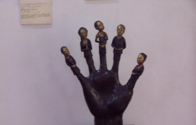 Убуд, музей Нека, сувениры с бали, бали фото