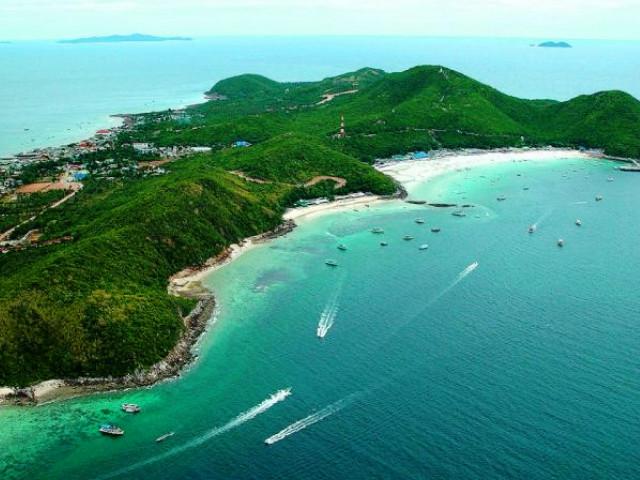 Остров Ко Крок Паттайя