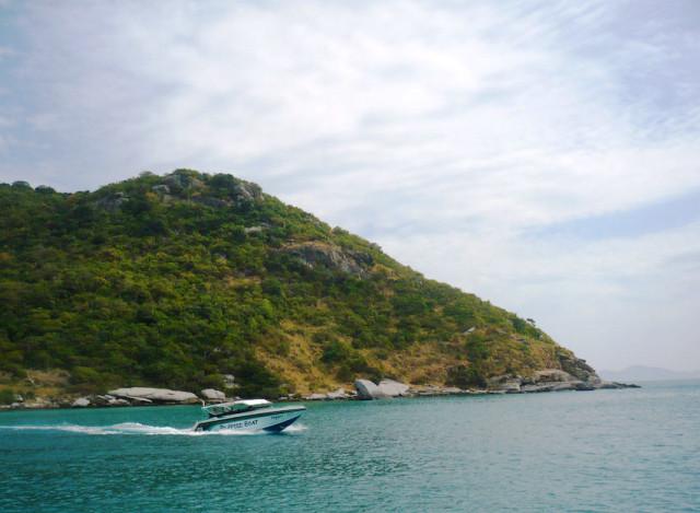 Остров Ко Пай Паттайя Таиланд