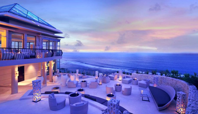 пляжи и отели Бали фото