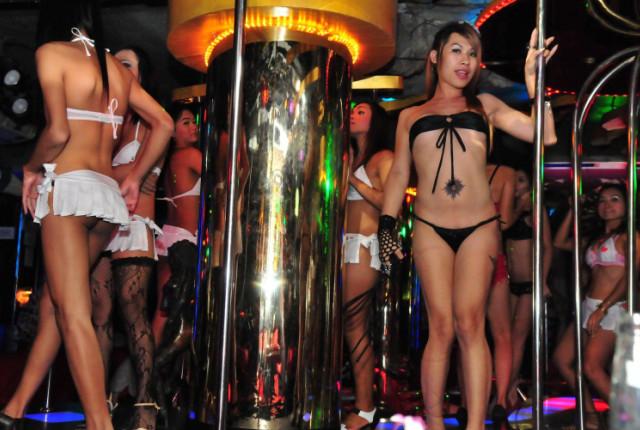 Проститутки Паттайи