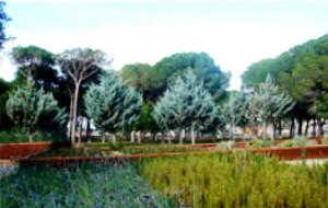 Пинарет парк в Камбрилсе