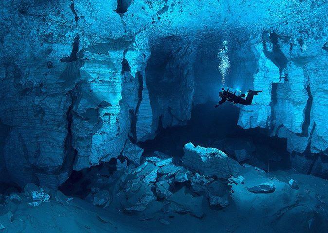 Подводный фонар