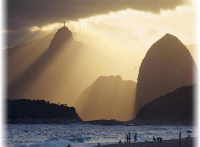 Посмотреть Рио фото, природные чудеса света,рио, жанейро, христа, гуанабара, статуя, гора, большой, бухта, является, корковадо, атлантическим, мир, города, океаном, залив, года, бухты, пляжи