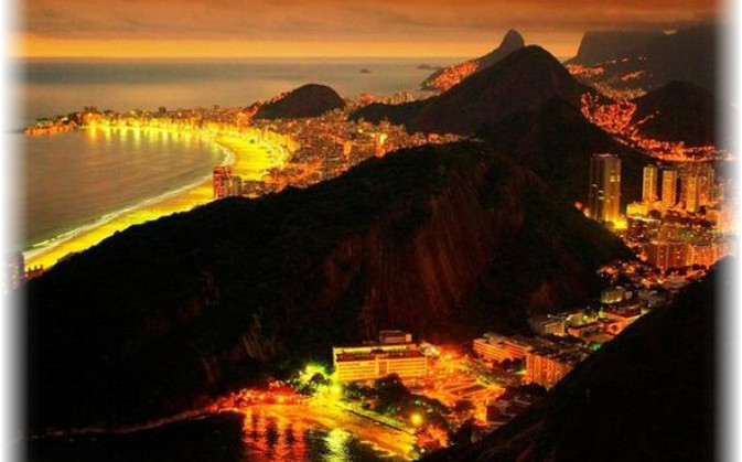 рио, фавелы бразилия, христа, статуя, гора, большой, бухта, является, корковадо, атлантическим, мир, города, океаном, залив, года, бухты, пляжи, природные чудеса света