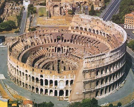 Римский Колизей,Семь чудес света,чудеса света