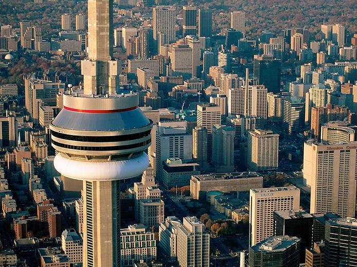 си эн тауэр, башня си эн тауэр, самые высокие здания