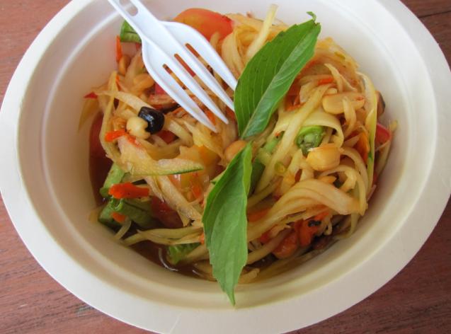 Самуи, Тайланд, цены, фото, кухня