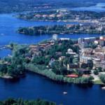 Савонлинна – достопримечательность Финляндии