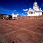 Сенатская площадь – самая популярная достопримечательность Хельсинки