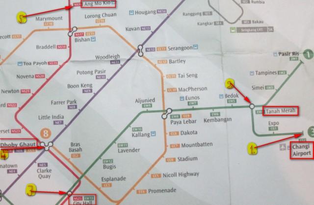 метро в Сингапуре карта-схема, пользоваться сингапурским метро, Сингапурский зоопарк фото видео