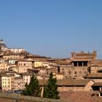 Сиена – город средневековой эпохи