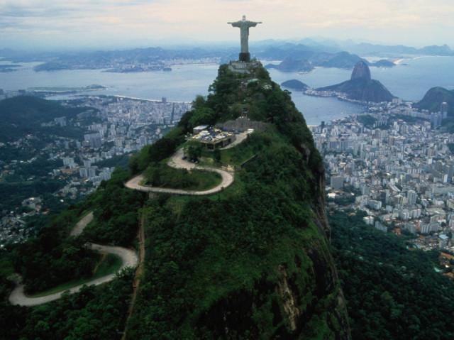 самостоятельные туры в бразилию, отдых рио де жанейро