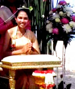 свадьба на берегу океана,свадьба на пляже,традиционная тайская свадьба, правила в Тайланде