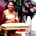 Свадьба на берегу океана в Тайланде