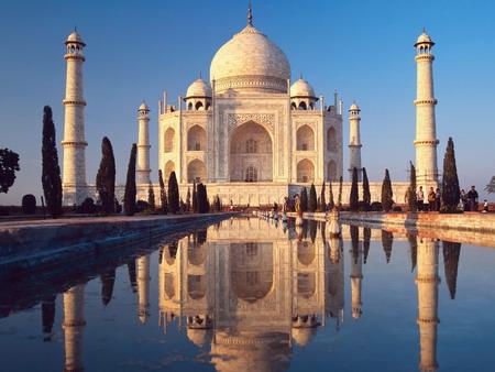 Тадж Махал фото, храм Тадж Махал, храм любви