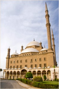 Цитадель Саладина. Храмы Египта
