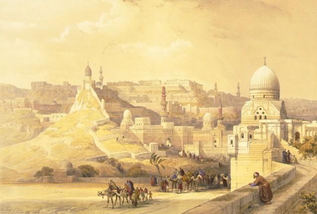 Цитадель Саладина , Храмы Египта фото