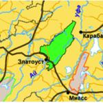 Национальный парк Таганай