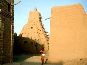 Тимбукту на карте, бухта тимбукту,где находится тимбукту,знаменитые строения Африки,тимбукту фото,,рукотворные чудеса,знаменитые строения