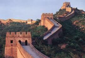 Великая китайская стена,Семь чудес света,чудеса света