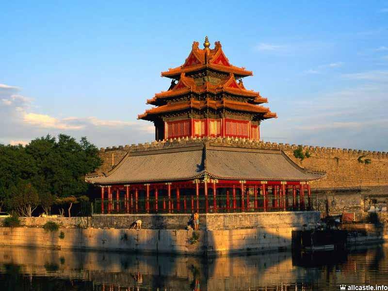 чудо город,Китай, фото запретного города, видео запретного города