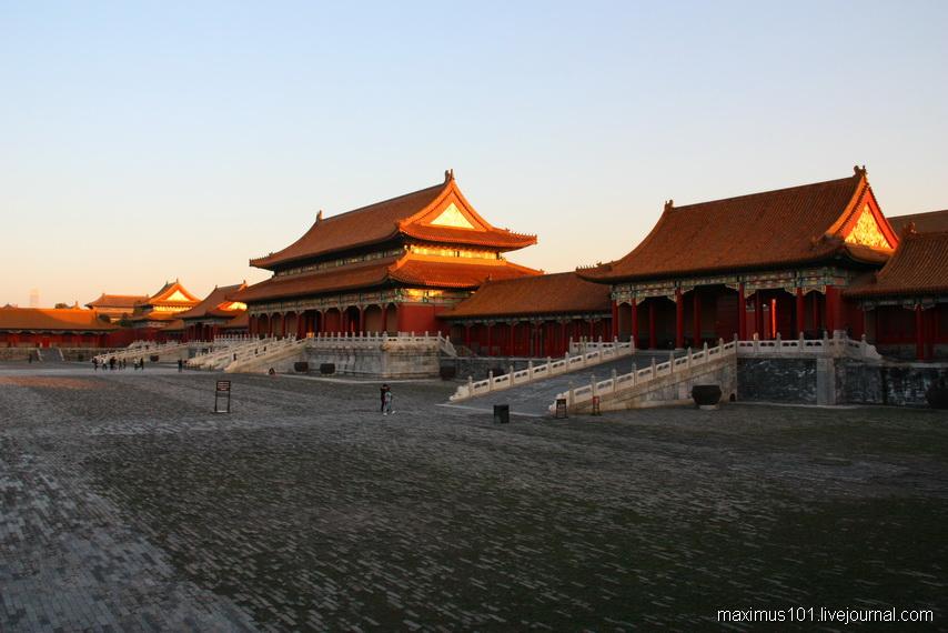 Запретный, Город, дворца, дворец, году, является, Пекин, императора, также, Гармонии, здания, части, комплекса, некоторые, время, зала, внутреннем, площади