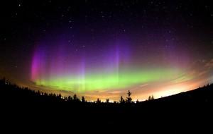 полярное северное сияние,видео сияние полярное,полярное сияние фото,природа полярного сияния,природа аляски видео