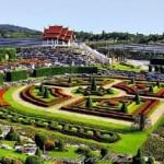 Сад Нонг Нуч в Тайланде
