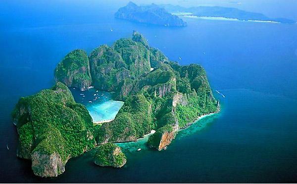 острова Тайланда фото , острова Пхи Пхи