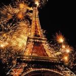 Как празднуют новый год во Франции